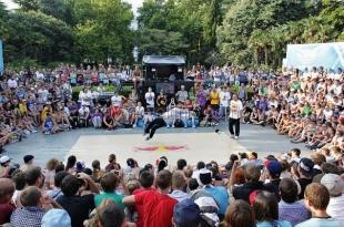 В Ялте продет ежегодный фестиваль брейк-данса