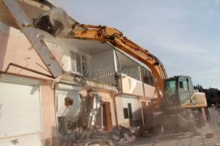Все незаконно построенные в Ялте здания будут сносить