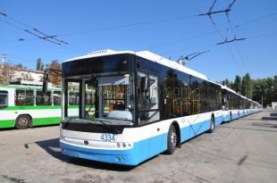 В Крыму хотят возобновить  троллейбусный маршрут «Аэропорт Центральный - Ялта»