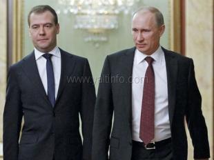 Президент и премьер-министр России посетят 9 мая Крым