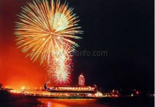 В этом году день города Ялта будет отмечать 4 дня