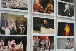 В Ялте состоится выставка фотохудожника Дмитрия Кириченко «ТЕАТРографиЯ»