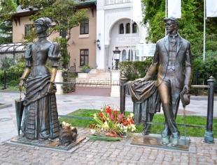 В Ялте с 6 по 12 сентября запланировано проведение VII Международного фестиваля театрального искусства «Театр. Чехов. Ялта».