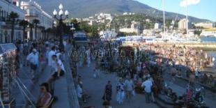 Для туристов в Крыму решили ввести «Гостевую карту»