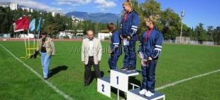 В Ялте прошло Первенство Крыма по лёгкой атлетике
