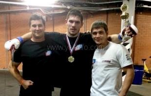 Борец из Крыма выиграл кубок России по смешанным единоборствам
