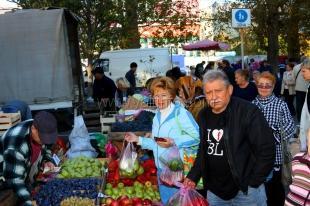 В Ялте прошла сельскохозяйственная ярмарка