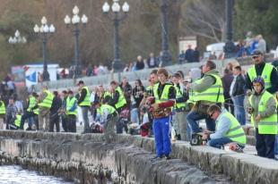 В Ялте прошли соревнования по рыбной ловле «RockFishing»