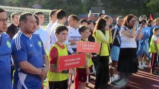 Футбольная команда правительства Крыма вышла в финал «Кубка Федерации»