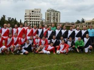 В Ялте завершился турнир по футболу «Кубок федерации»