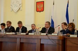 На выездном заседании Совета министров Республики Крым Ялта была в центре внимания