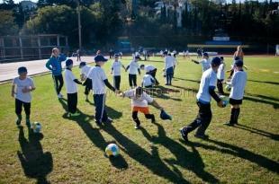 В честь Дня народного единства в Ялте пройдет футбольный турнир