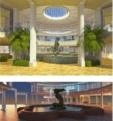В Ялте восстановят исторический фонтан, а рядом установят памятник Некрасову