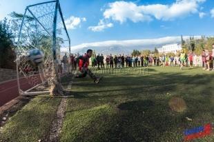 В Ялте прошёл турнир по футболу в честь Дня народного единства