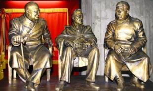 К 70-летию Ялтинской конференции в Ливадии установят памятник