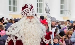 Российский Дед Мороз посетит новогодние фестивали в Евпатории и Ялте