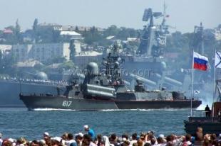 Первых крымских призывников отправят служить на Черноморский флот