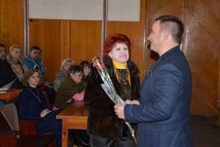 Ко Дню Героев Отечества в Ялте наградили ветеранские организации