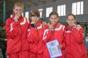 Ялтинцы привезли медали с Открытого республиканского турнира по легкой атлетике