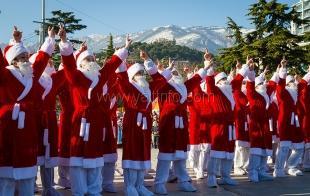 Ялтинский «Мороз-Парад» получил поддержку Министерства курортов и туризма Республики Крым
