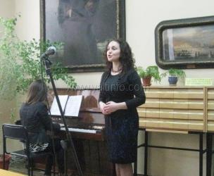 В Ялте прошёл литературно-музыкальный вечер «В сердцах людских затрагивает струны…»