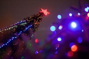 На «Рождественских гуляниях» будут представлены арт-объекты, светящиеся инсталляции и русская печь