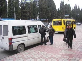 К сведению пассажиров и водителей автобусов!