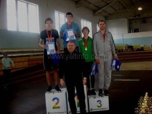 Ялтинские легкоатлеты завоевали 11 медалей на крымских соревнованиях