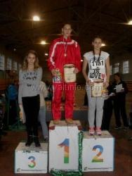 Ялтинцы – призёры последних соревнований по лёгкой атлетике в 2014 году