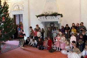 В Ливадийском дворце для детей проведут «Царскую елку»