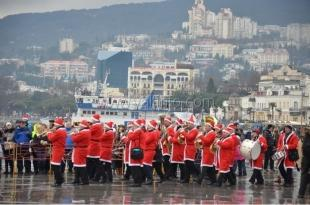 Крым стал вторым по популярности местом на новогодние праздники