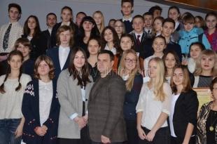 В Ялте впервые прошёл городской творческий конкурс школьных газет «Школа-Пресса-2014»