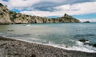Крымские пляжи планируют передать в госсобственность