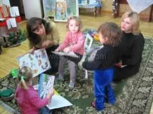 В Ялтинской библиотеке №22 стартовал социально-библиотечный проект «Я расту вместе с библиотекой»