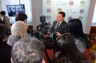 Андрей Ростенко: «Ялта готова стать площадкой для заключения последнего мирного договора»