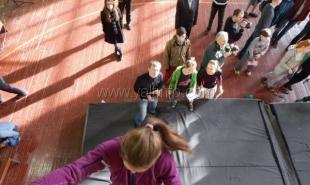 На выходных в Ялте пройдет чемпионат города по скалолазанию