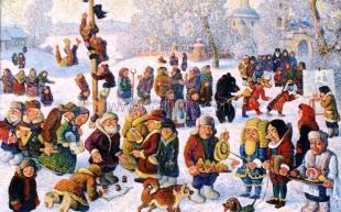 Провожать зиму ялтинцы будут Масленицей и Праздником зимы на плато Ай-Петри