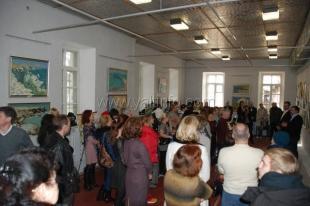 В Никитском ботаническом саду открылась постоянно действующая художественная галерея