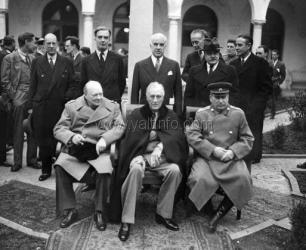 Председатель Комитета Совета Федерации передал Ялте 50 изданий об уроках Ялтинской конференции 1945 года