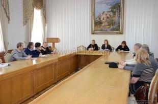 Сотрудники Министерства курортов и туризма Республики Крым провели встречу с туроператорами Ялтинского региона