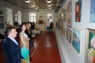 В Никитском саду открылась «Весенняя выставка»