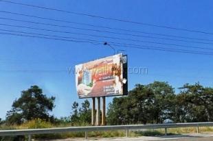 В Ялте значительно сократится количество рекламных конструкций