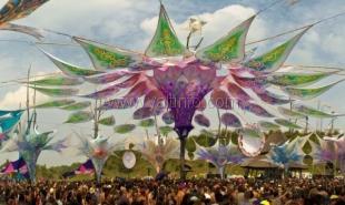 У подножия Ай-Петри устроят фестиваль транс-музыки