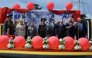 Ялта отмечает 71-ю годовщину освобождения от немецко-фашистских захватчиков