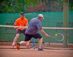В Ялте прошёл теннисный турнир в честь Дня Победы