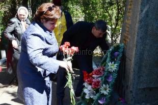 В Гурзуфе почтили память погибших в годы Великой Отечественной войны