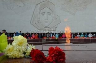 Ялта встретила «Знамя Победы»