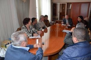 В Ялте провели «круглый стол» с представителями национальных меньшинств региона