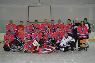 Завершился первый круг чемпионата Республики Крым по хоккею