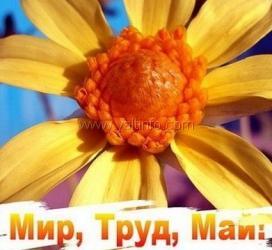 В Ялте откроют фотовыставку «Мир ТРУД Май»